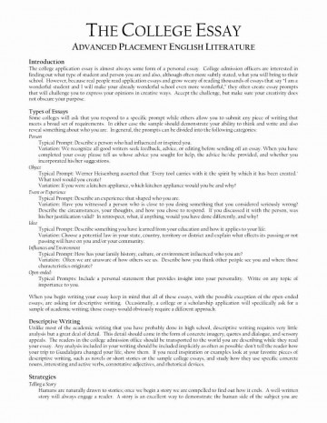 007 Shocking College Application Essay Outline Example Highest Clarity  Admission Format Heading Narrative Template360