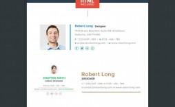 007 Shocking Email Signature Design Outlook Free Image