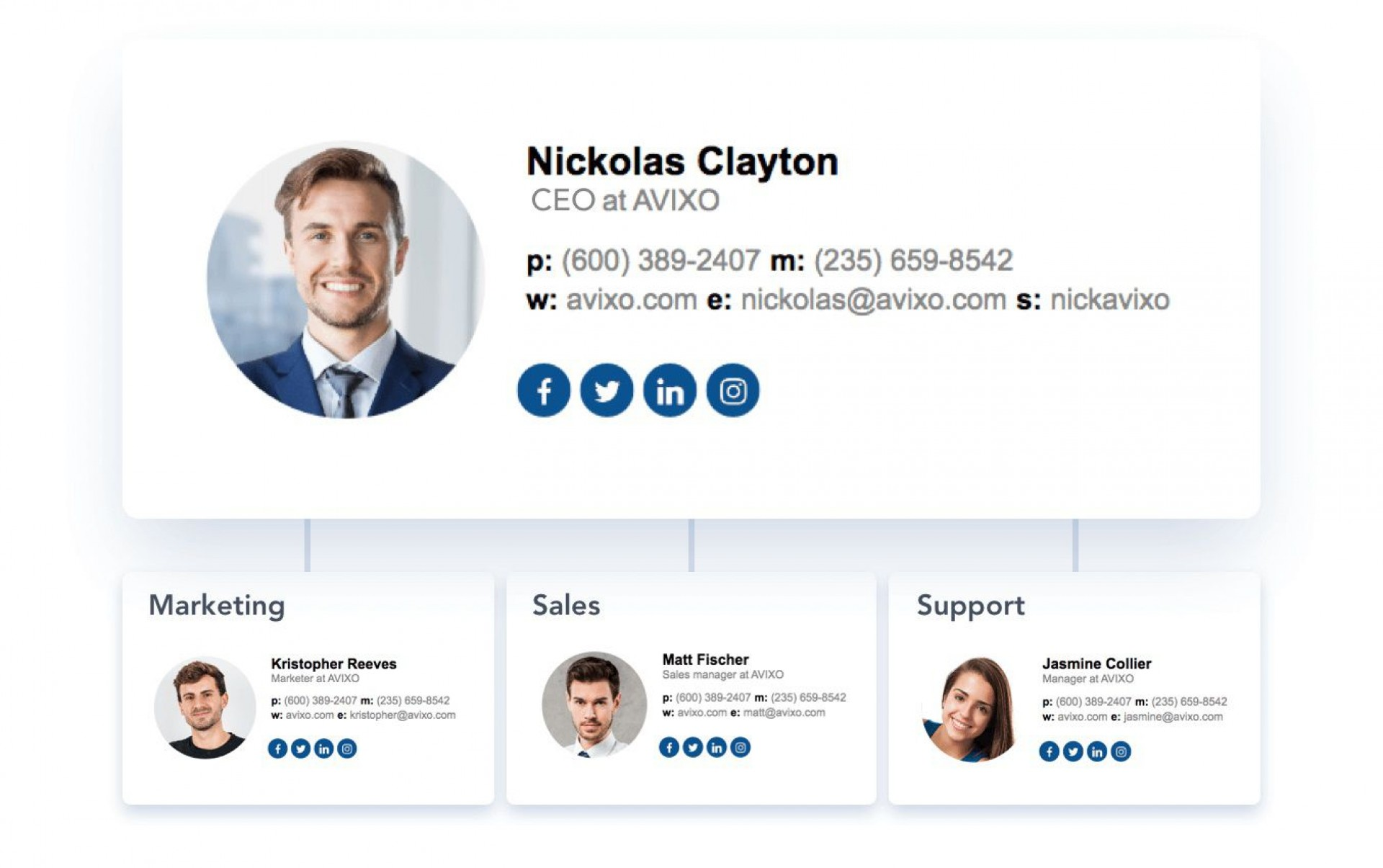 007 Shocking Free Email Signature Template Highest Clarity  Templates Outlook For Yahoo Mac Mail1920