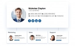 007 Shocking Free Email Signature Template Highest Clarity  Templates Outlook For Yahoo Mac Mail