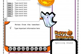 007 Shocking Free Newsletter Template For Teacher High Def  Downloadable Editable Preschool