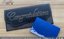 007 Shocking Gift Card Envelope Template Image  Templates Voucher Diy Free Printable