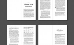 007 Shocking Indesign Book Layout Template High Resolution  Free Download