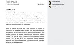 007 Shocking Modern Cover Letter Example Concept  2019 Sample