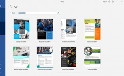 007 Shocking Newsletter Template Microsoft Word High Resolution  Download Free Blank