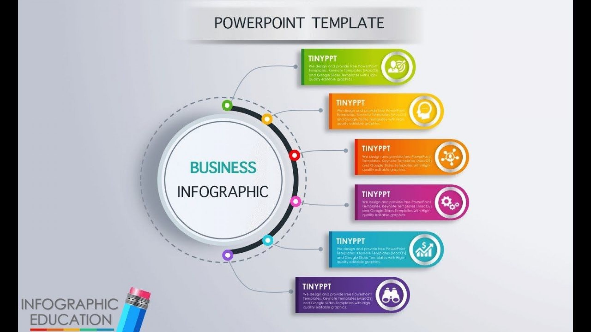 007 Shocking Professional Ppt Template Free Download Concept  For Project Presentation Powerpoint Thesi1920