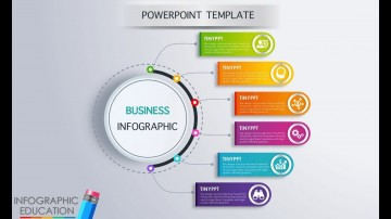 007 Shocking Professional Ppt Template Free Download Concept  For Project Presentation Powerpoint Thesi360