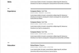 007 Shocking Resume Sample Free Download Doc Concept  Resume.doc For Fresher