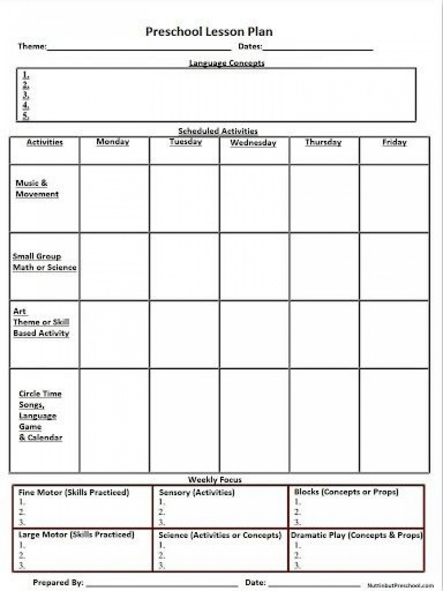 007 Shocking Weekly Lesson Plan Template High School Def  Free Example For English Pdf Of Junior868