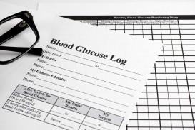007 Simple Blood Sugar Log Book Template Idea  Glucose