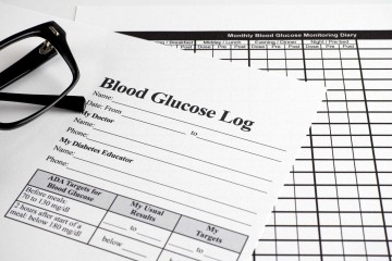007 Simple Blood Sugar Log Book Template Idea  Glucose360