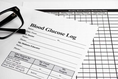 007 Simple Blood Sugar Log Book Template Idea  Glucose480