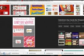 007 Simple Candy Bar Wrapper Template Microsoft Word High Def  Blank For Printable Free