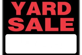 007 Simple Garage Sale Sign Template Picture  Flyer Microsoft Word Community Yard Free Rummage