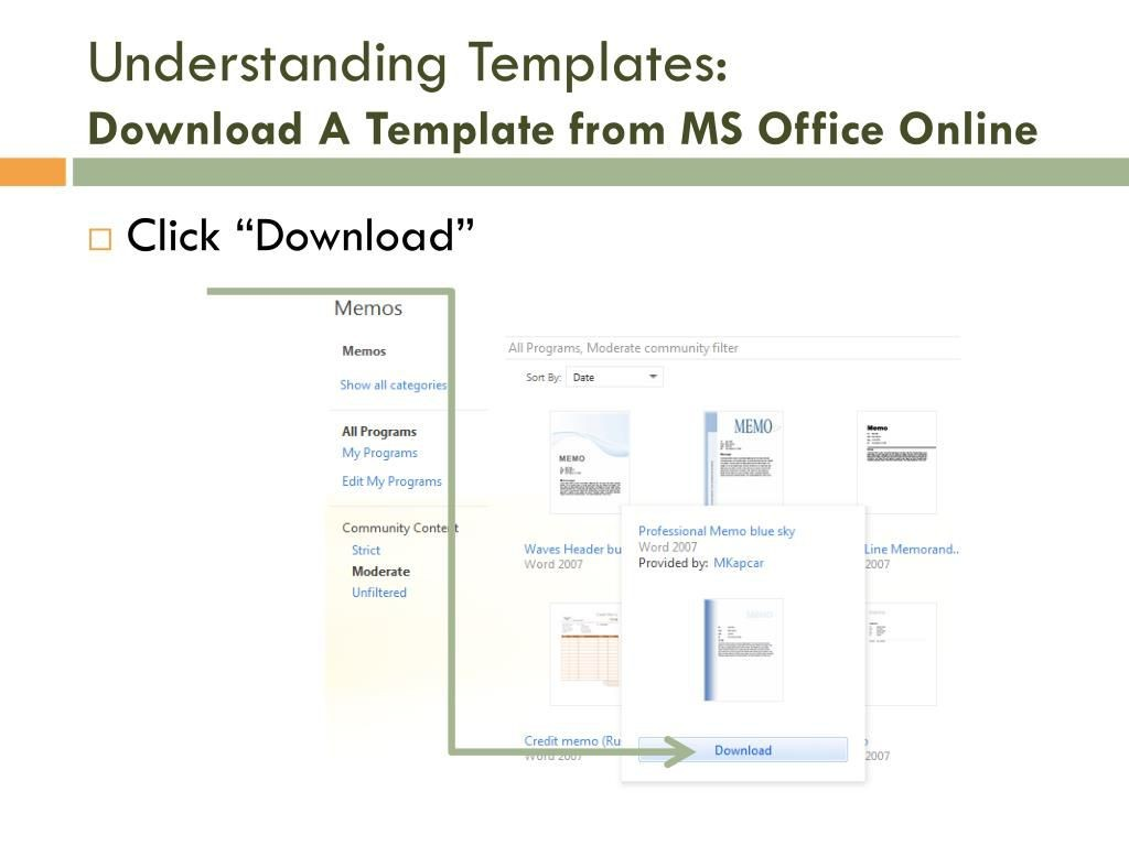 007 Simple Microsoft Office Word 2010 Memo Template Highest Quality Large