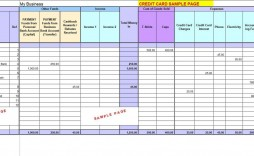 007 Simple Monthly Busines Expense Template Photo  Sheet Excel Pdf