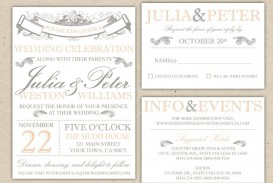 007 Simple Wedding Template For Word Highest Clarity  Free Invitation Indian Card M Program