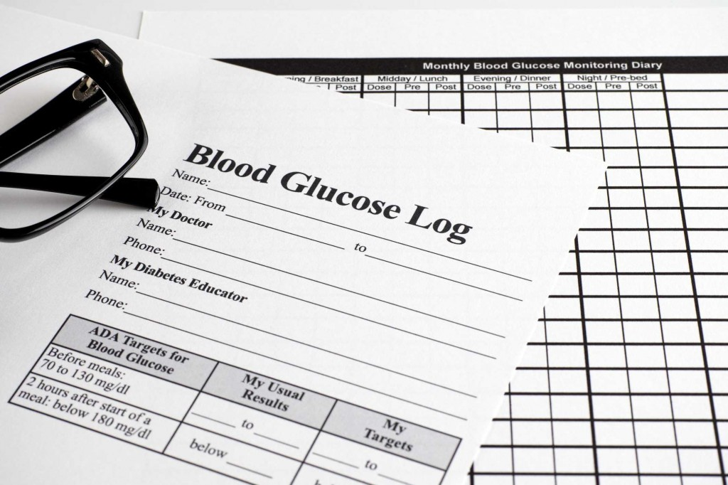 007 Singular Blood Sugar Diary Template Inspiration Large