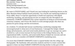 007 Singular Cover Letter Template Internship Inspiration  Example Marketing Position For Civil Engineering