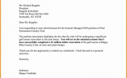 007 Singular Generic Cover Letter For Resume Highest Clarity  Resumes Writing A General Example