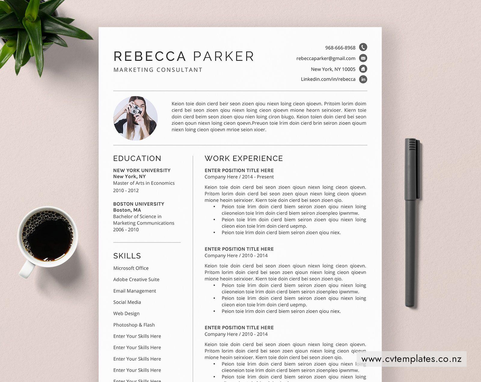 007 Singular Graduate Student Resume Template Word Concept Full