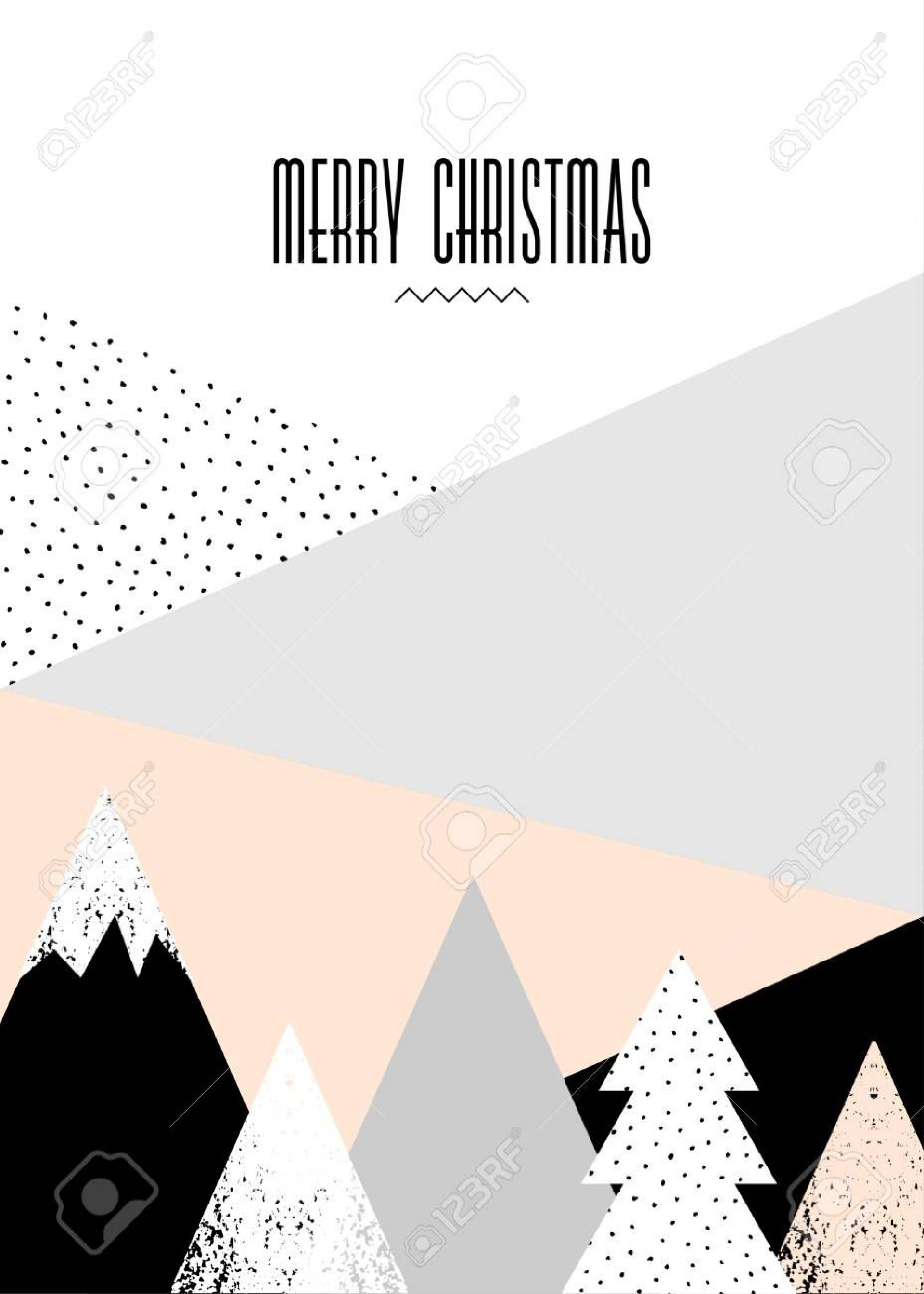 007 Singular Holiday Card Template Free High Resolution  Christma Word Recipe Editable Microsoft1920