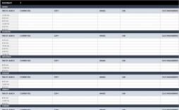 007 Singular Marketing Communication Plan Template Image  Example Pdf Excel Integrated