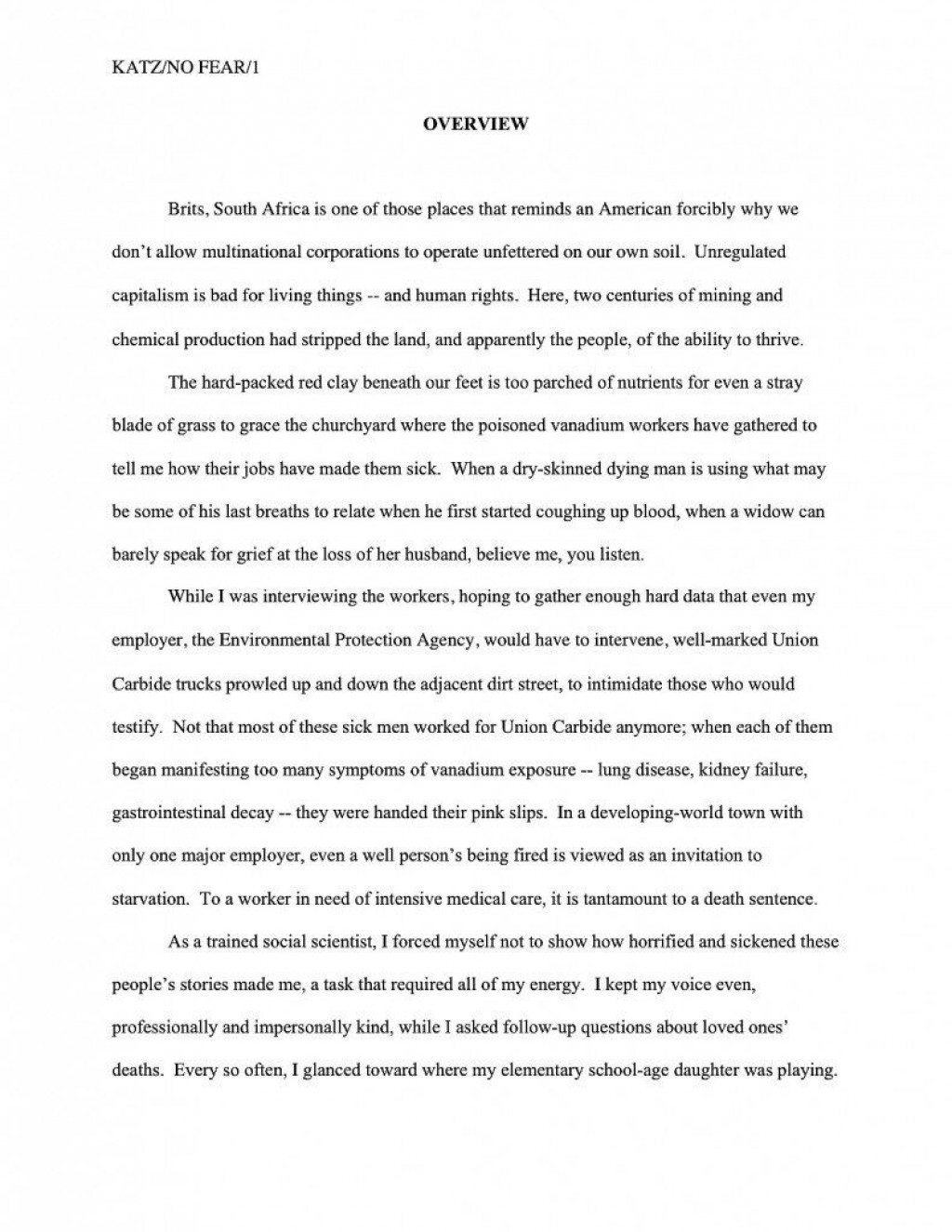 007 Singular Nonfiction Book Proposal Template Photo  ExampleLarge