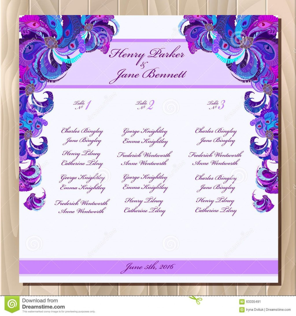 007 Singular Party Guest List Template Excel Free Highest Quality Large