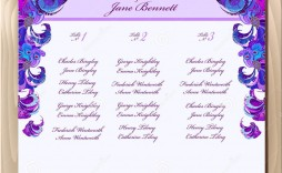 007 Singular Party Guest List Template Excel Free Highest Quality