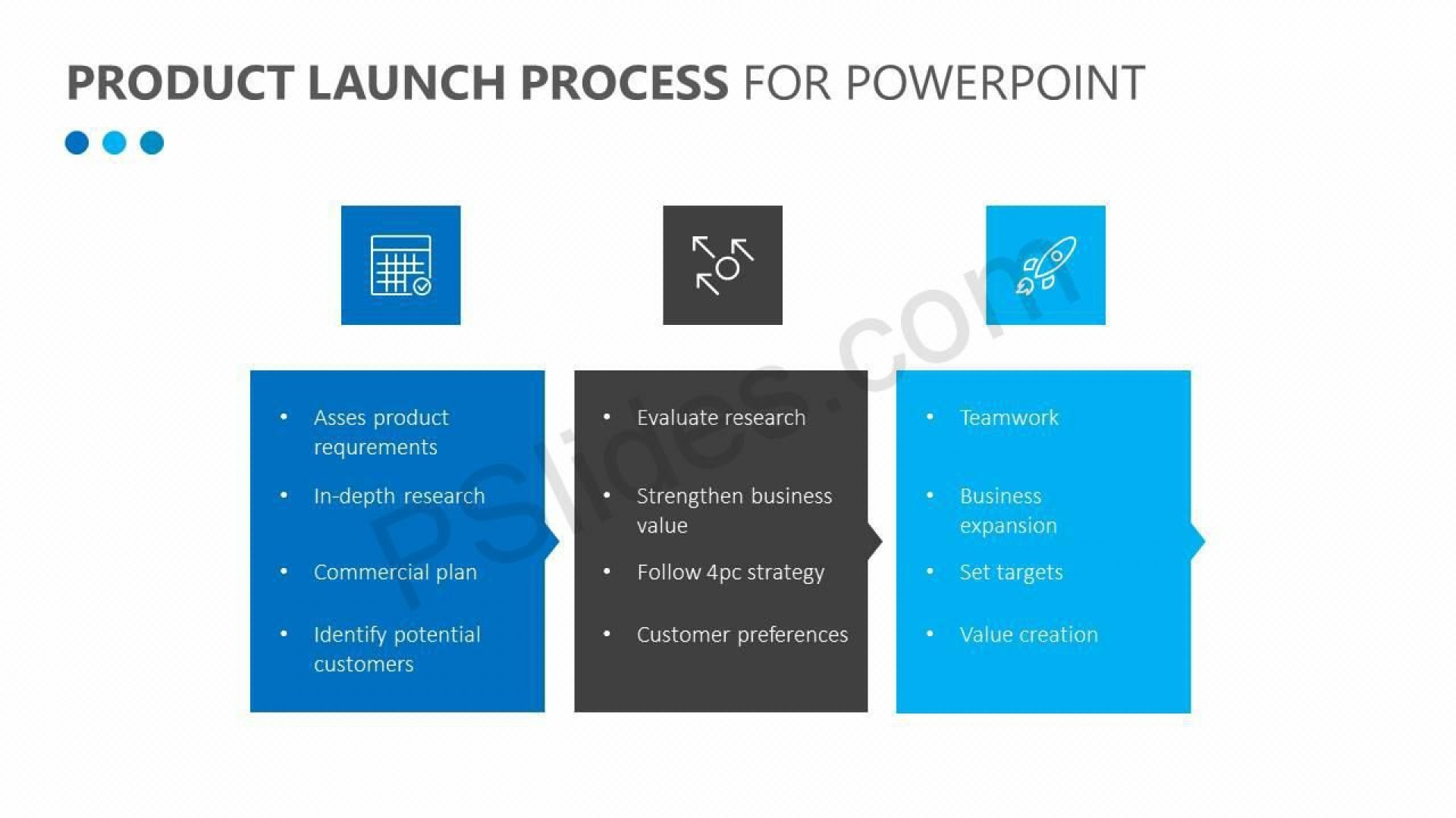 007 Singular Product Launch Plan Powerpoint Template Free Concept 1920