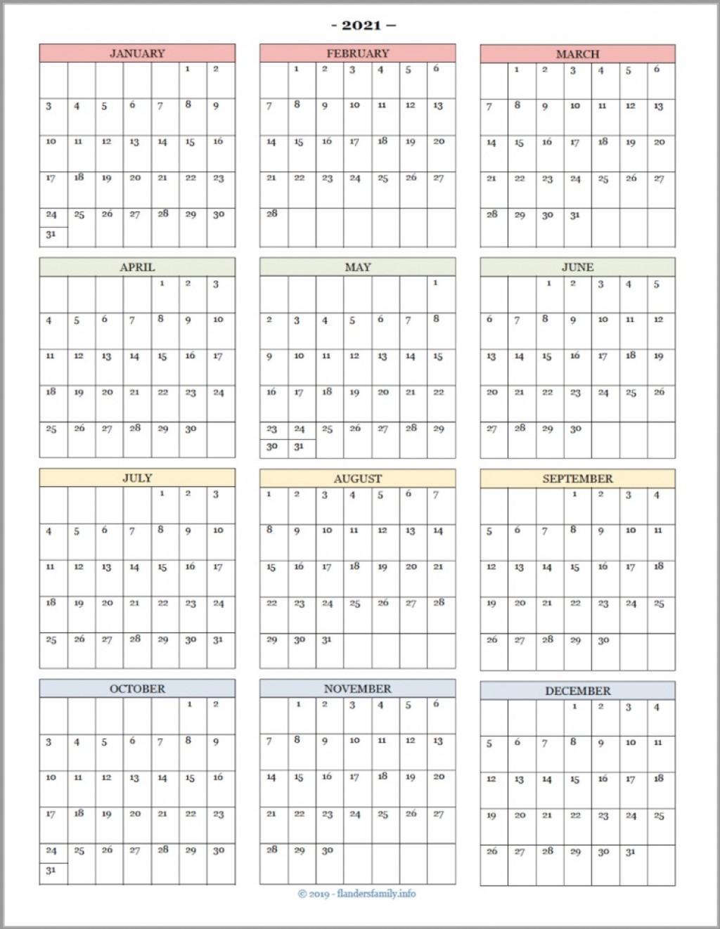 007 Singular School Year Calendar Template High Def  Excel 2019-20 WordLarge