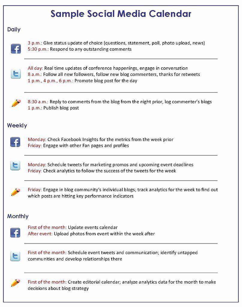 007 Singular Social Media Plan Sample Design  Marketing Template Pdf Strategy ContentFull