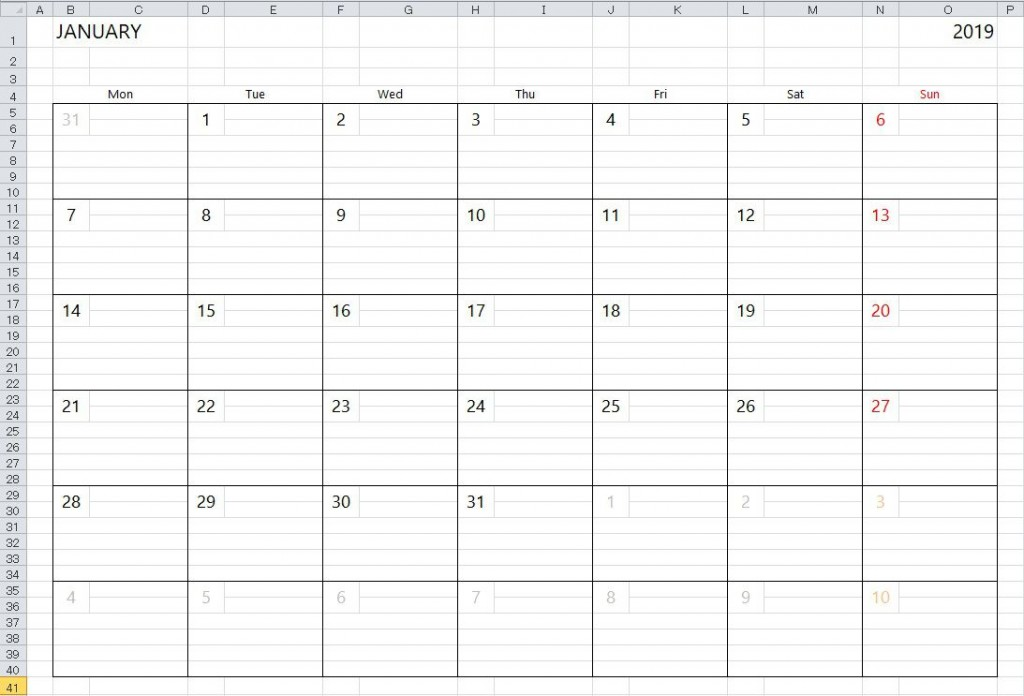 007 Staggering 2020 Calendar Template Excel High Definition  Microsoft Editable In Format Free DownloadLarge