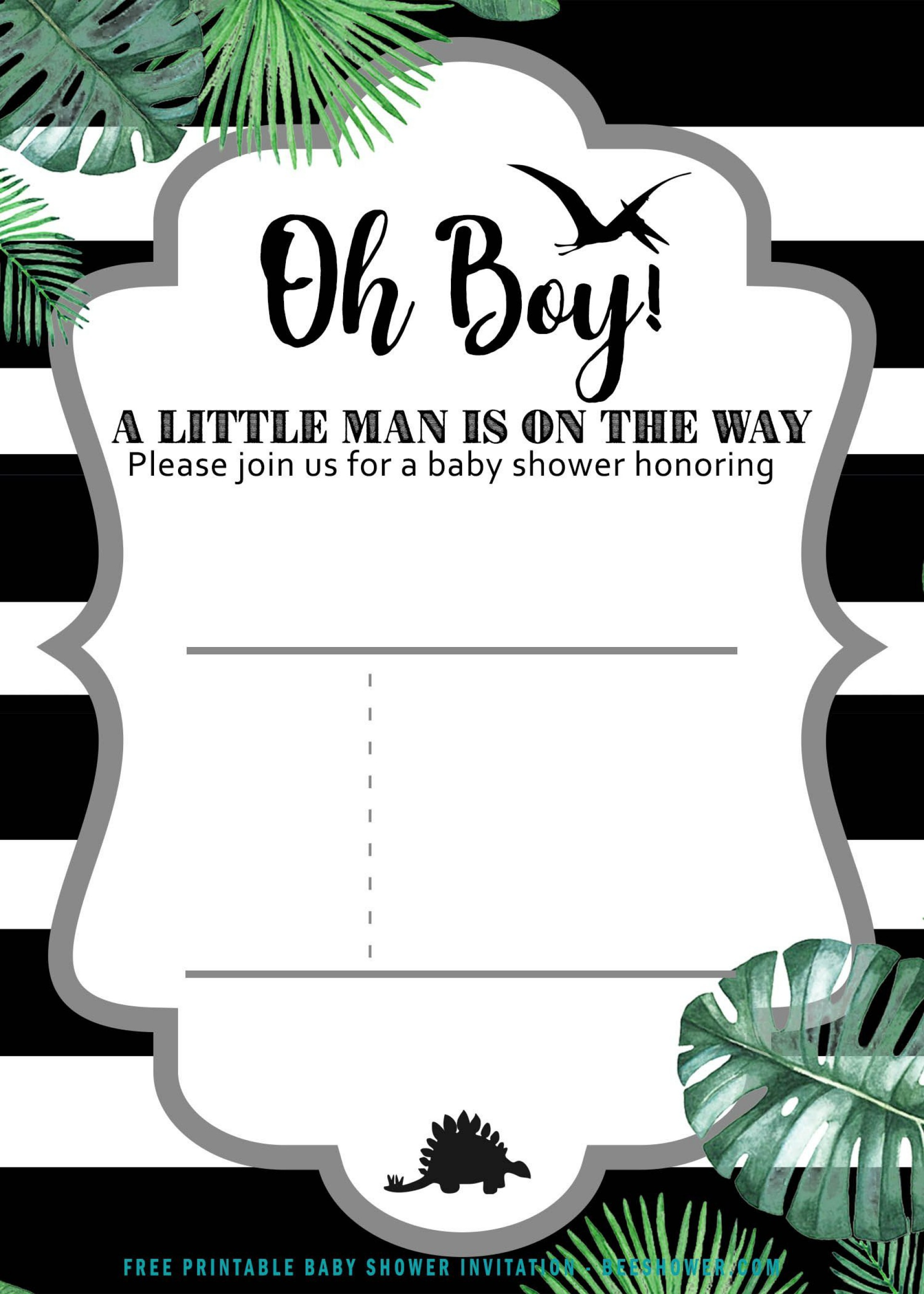 007 Staggering Baby Shower Announcement Template High Resolution  Templates Invitation India Indian Free With Photo1920