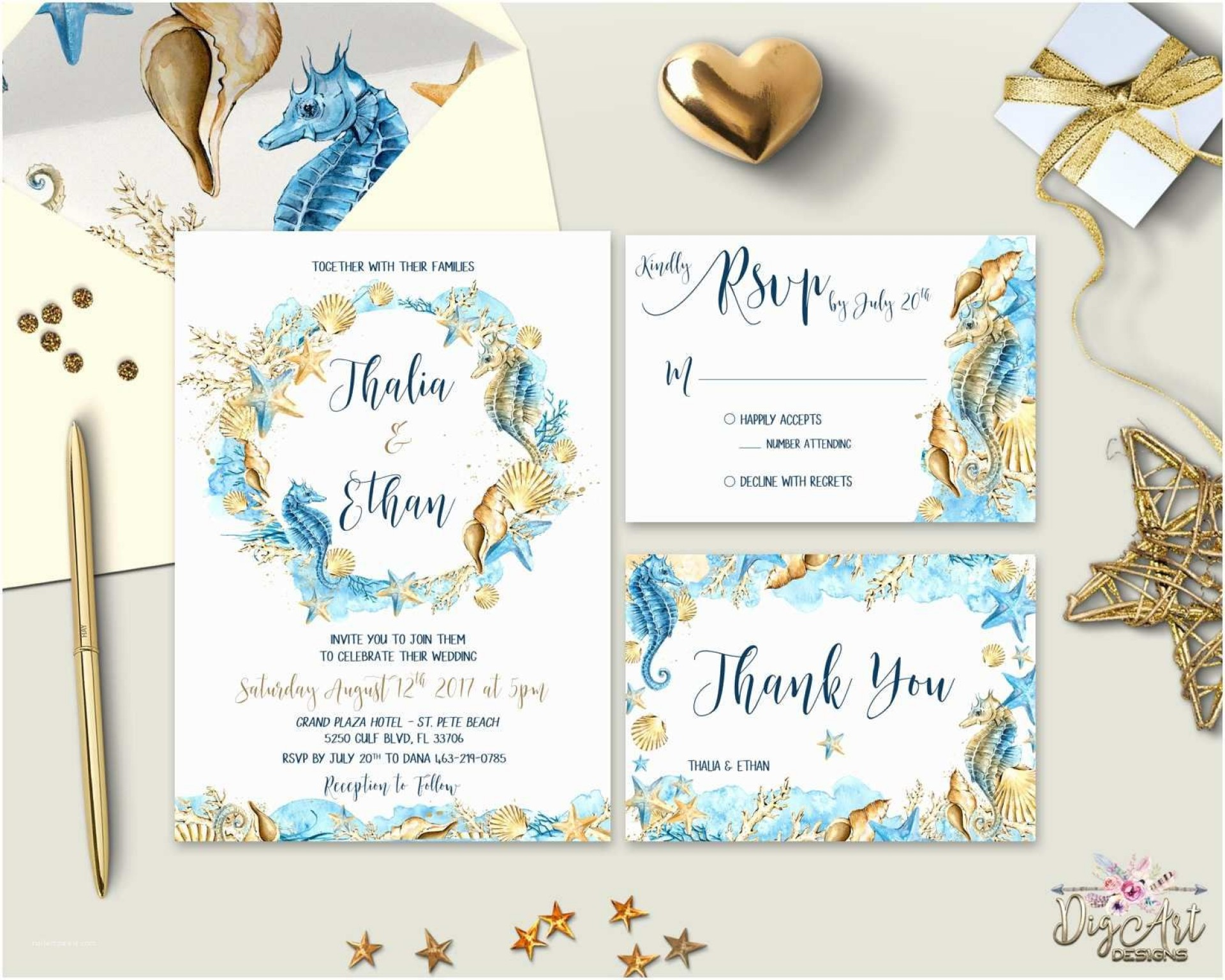 007 Staggering Beach Wedding Invitation Template High Def  Templates Free Download For Word1920