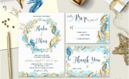 007 Staggering Beach Wedding Invitation Template High Def  Templates Free Download For Word