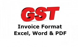007 Staggering Free Excel Invoice Template Gst India High Resolution