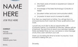 007 Staggering Microsoft Cover Letter Template 2020 Concept
