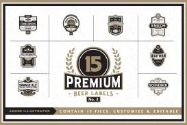 007 Staggering Microsoft Word Beer Label Template Sample  Bottle