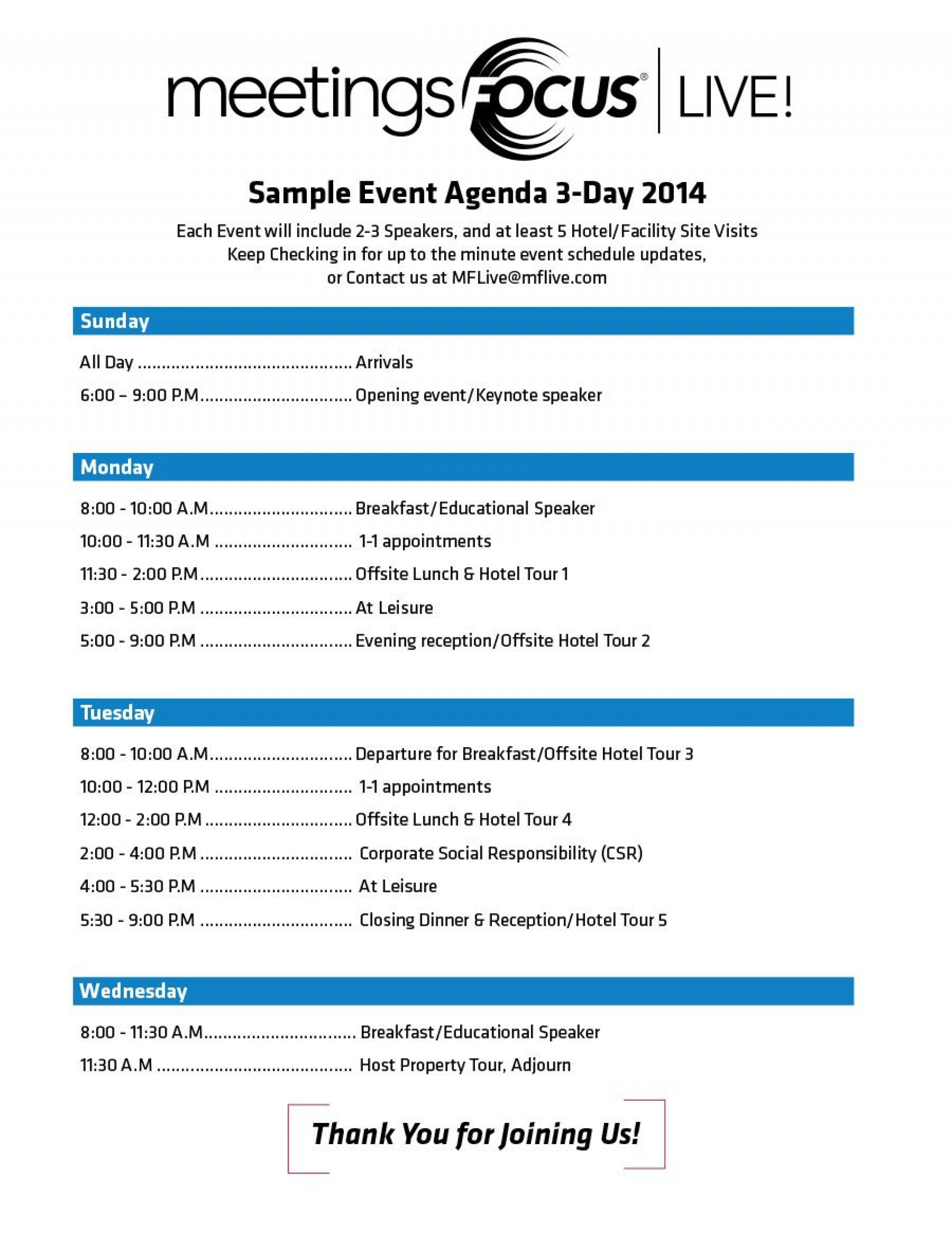 007 Staggering Printable Event Program Template Example  Free Download1920