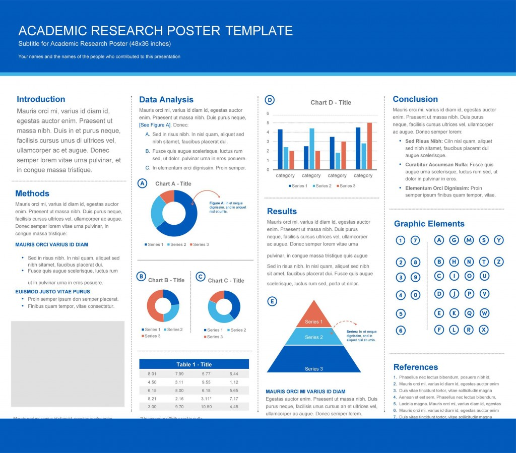 007 Staggering Scientific Poster Design Template Free Download Image Large