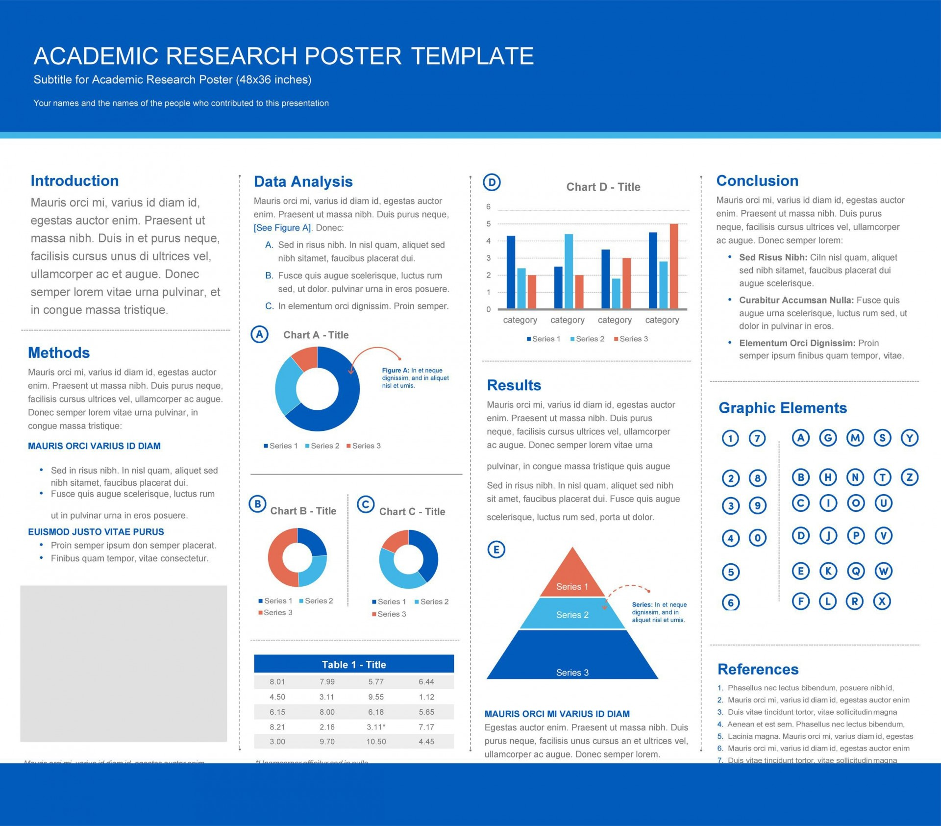 007 Staggering Scientific Poster Design Template Free Download Image 1920