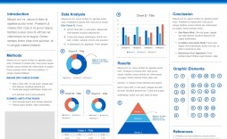 007 Staggering Scientific Poster Design Template Free Download Image