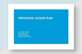 007 Stirring Daycare Lesson Plan Template Word Idea
