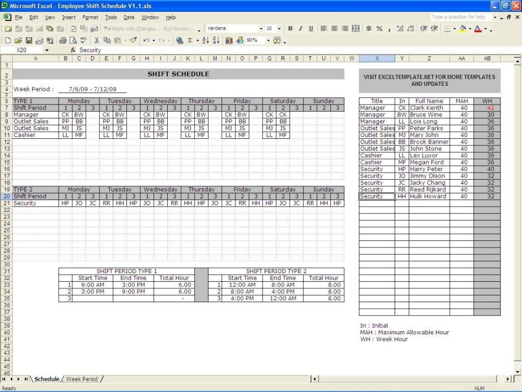 007 Stirring Excel 24 Hour Shift Schedule Template High Definition Large