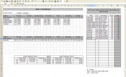 007 Stirring Excel 24 Hour Shift Schedule Template High Definition