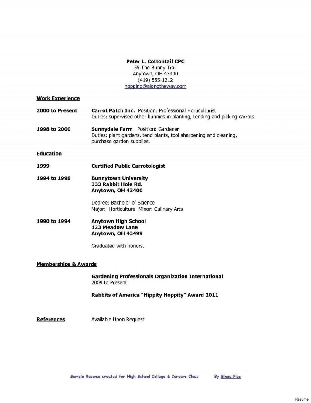 007 Stirring Free High School Resume Template Word Sample  StudentLarge