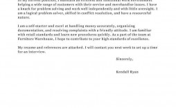 007 Striking Email Cover Letter Example For Customer Service Concept  Sample Representative
