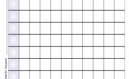 007 Striking Football Square Template Excel Design  Printable Pool
